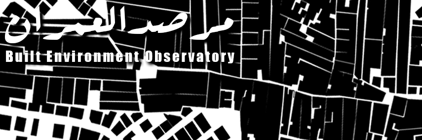 The Built Environment Observatory